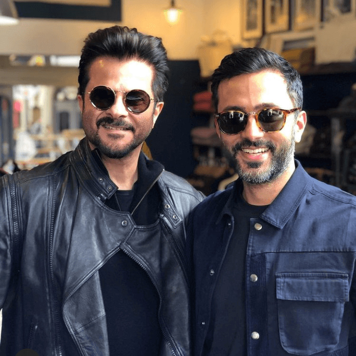 anil kapoor and anand ahuja