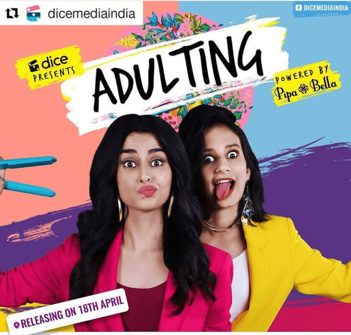 Adulting '(2016)